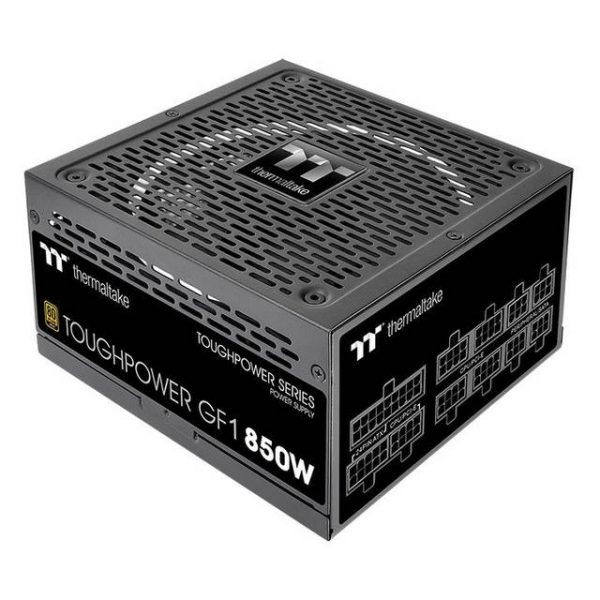 Thermaltake PS-TPD-0850FNFAGU-1 Toughpower GF1/0850W/Fully Modular/Non Light/Full Range/Analog/80 Plus Gold/US/100% JP CAP/All Flat Cables