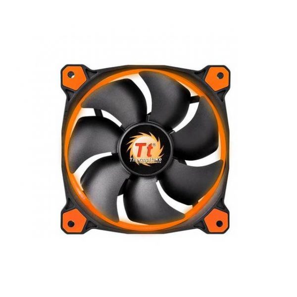 Thermaltake Riing 120mm Orange LED Case Fan
