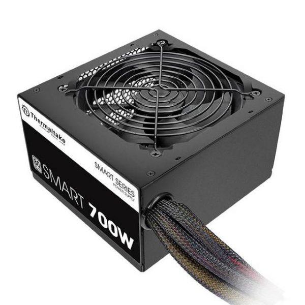 Thermaltake Smart 700W 80 PLUS ATX12V 2.3 Power Supply (Black)