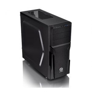 Thermaltake Versa H21 CA-1B2-00M1NN-00 No Power Supply ATX Mid Tower (Black)