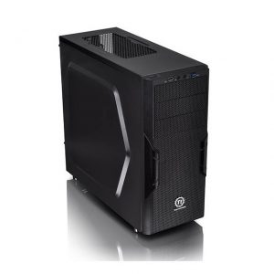 Thermaltake Versa H22 CA-1B3-00M1NN-00 No Power Supply ATX Mid Tower (Black)