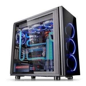 Thermaltake View 31 TG CA-1H8-00M1WN-00 No Power Supply ATX Mid Tower (Black)