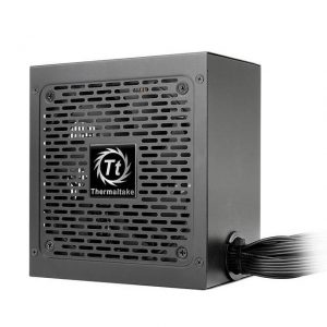 ThermaltakePS-SPD-0750NNFABU-1 80 PLUS Bronze certified non-modular PSU with Hydraulic Bearing fan.