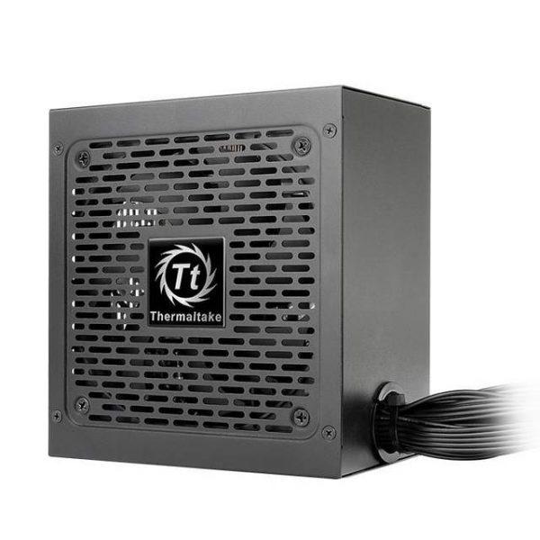 ThermaltakePS-SPD-0750NNFABU-1 80 PLUS Bronze certified non-modular PSU with Hydraulic Bearing fan.