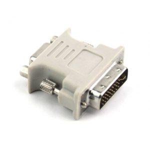 VCOM CA301-ADAPTER VGA HD15 Female to DVI-I Male Adapter