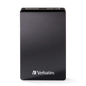 Verbatim 70381 Vx460 USB 3.1 External SSD (128 GB)