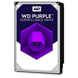 Western Digital Purple WD60PURZ 6TB 5400RPM SATA3/SATA 6.0 GB/s 64MB Hard Drive (3.5 inch)