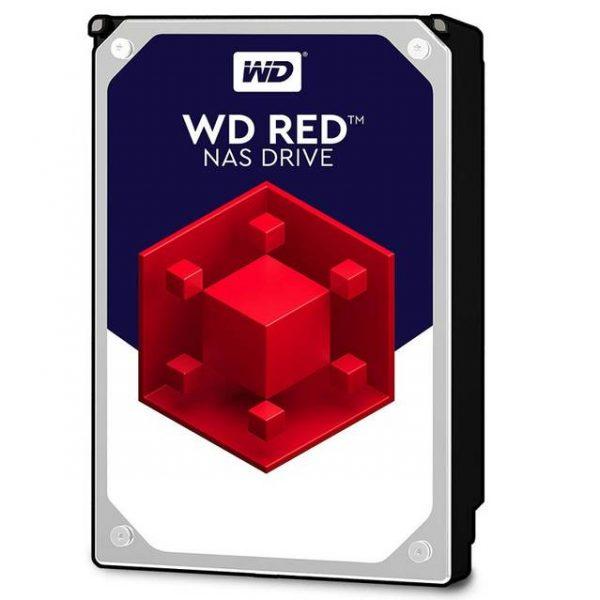 Western Digital Red NAS Storage WD80EFAX 8TB 5400RPM SATA3/SATA 6.0 GB/s 256MB Hard Drive (3.5 inch)