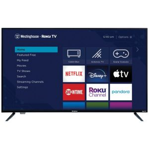 Westinghouse WR43FX2019 43-Inch FX Series 1080p HD Smart Roku TV