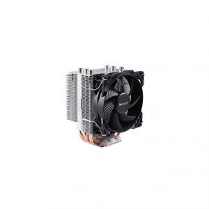 be quiet! BK008 Pure Rock Slim - CPU Cooler - 120W TDP Intel: 1150 / 1151 / 1155 / 1156 AMD: AM2(+) / AM3(+) / AM4 / FM1 / FM2(+)