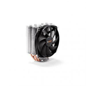 be quiet! BK010 Shadow Rock Slim  - CPU Cooler - 160W TDP Intel: 775 / 1150 / 1155 / 1156 / 1366 / 2011 AMD: AM2 (+) / AM3 (+) / FM1 / FM2 / 754 / 939 / 940