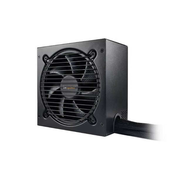 be quiet! Pure Power 11 500W 80 Plus Gold ATX12V v2.4 Power Supply w/ Active PFC (Black)