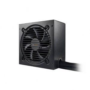 be quiet! Pure Power 11 600W 80 Plus Gold ATX12V v2.4 & EPS12V v2.92 Power Supply w/ Active PFC (Black)
