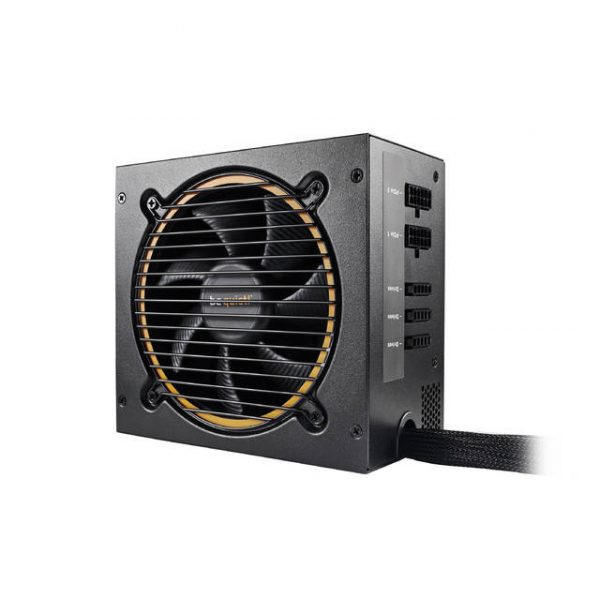 be quiet! Pure Power 11 600W CM 80 Plus Gold ATX12V v2.4 & EPS12V v2.92 Power Supply w/ Active PFC (Black)