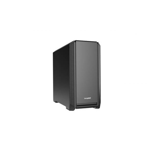 be quiet! Silent Base 601 BLACK Mid-Tower ATX Computer Case