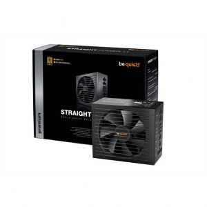 be quiet! Straight Power 11 650W 80 PLUS Gold ATX12V v2.4 & EPS 12V v2.92 Power Supply w/ Active PFC (Black)