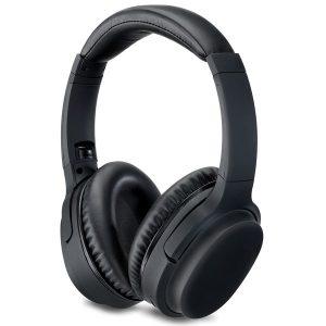 iLive IAHN40B DJ Style Noise-Canceling Headphones