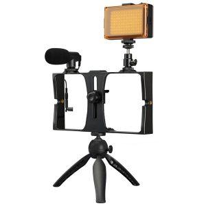 iLive TPDL900B All-In-One Vlogging Kit