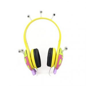 iMicro DE802 Wired 3.5mm On-Ear Children Headphone