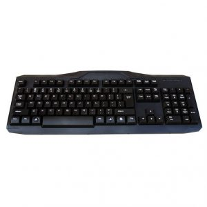 iMicro KB-US9451 104-Key Wired USB Keyboard (English)