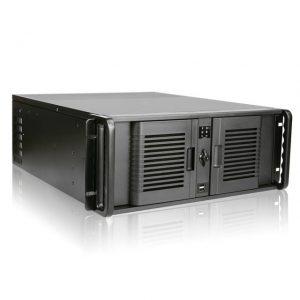 iStarUSA D Storm D-400-7P No PS 4U Rackmount Server Chassis (Black)