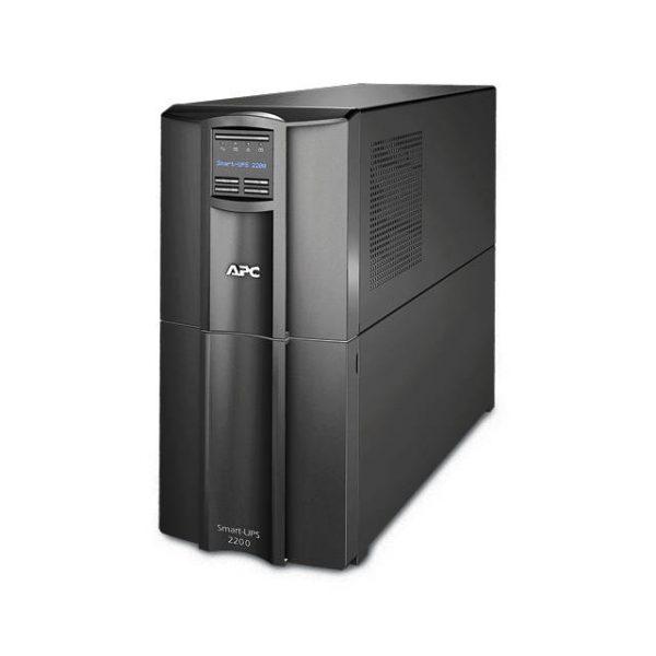 APC Smart-UPS SMT2200C 10-Outlet 1980W/2200VA 120V LCD UPS System w/ SmartConnect