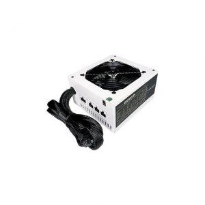 Apevia ATX-ES600WH 600W Essence series Power Supply (White)