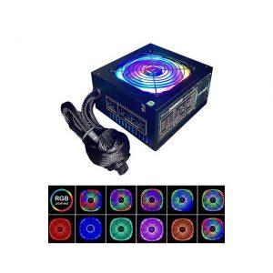 Apevia ATX-ES700-RGB 700W Essence Series Power Supply w/ ARGB Fan