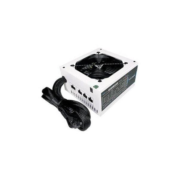 Apevia ATX-ES700WH 700W Essence series Power Supply (White)