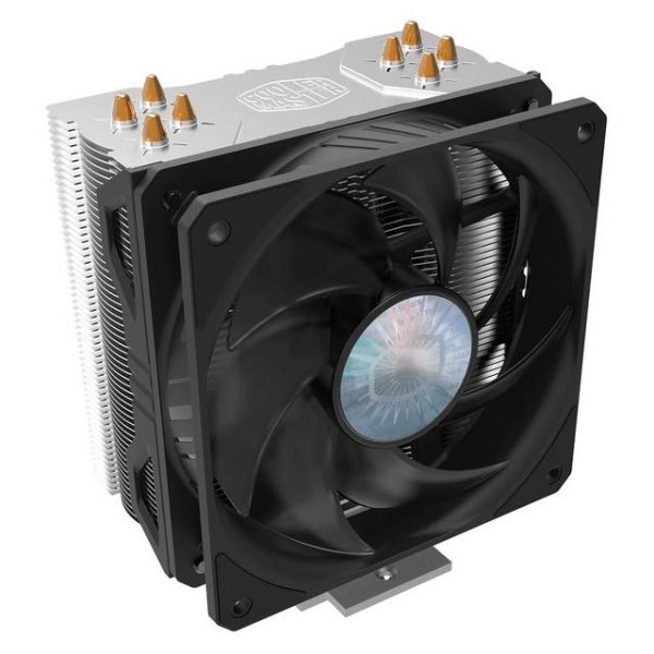 Cooler Master Hyper 212 RR-2V2E-18PK-R1 CPU Fan For Intel LGA2066/2011-v3/2011/1200/1366/1156/1155/1151/1150/775 & AM4/AM3+/AM3/AM2+/AM2/FM2+/FM2/FM1