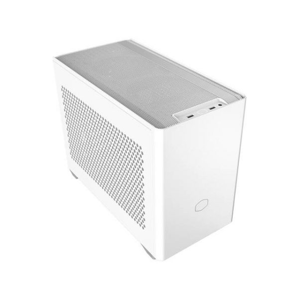 Cooler Master MCB-NR200-WNNN-S00 MasterBox Series Mini ITX Case (White)