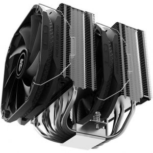 DEEPCOOL ASSASSIN III CPU Cooler/7 Heatpipes/Premium Twin-tower/Dual 140mm with PWM