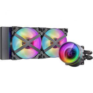 DeepCool CASTLE 240EX RGB AIO Liquid CPU Cooler