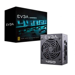 EVGA SuperNOVA 450 GM 123-GM-0450-Y1 450W 80 PLUS Gold ATX12V & EPS12V Power Supply