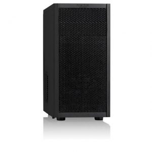 Fractal Design Core 1000 USB 3.0 No Power Supply MicroATX Case (Black)