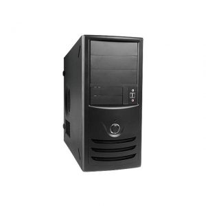 In-Win C589.CH350TB3 350W TAC 2.0 ATX Mid Tower (Black)