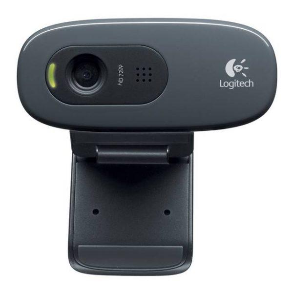 Logitech C270 3MP HD Webcam