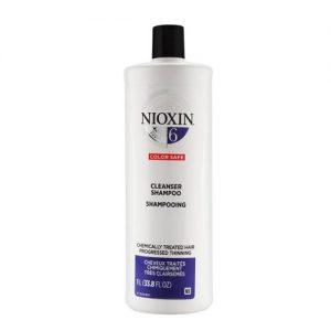 Nioxin System 6 Cleanser 33.8 Oz