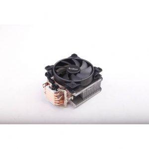 PCCOOLER GIX5 Red 120mm PWM Silentpro CPU Cooler for Intel LGA 1151/1150/1155/1156/775 & AMD AM4/FM2+/FM2/FM1/AM3+/AM3/AM2+AM2