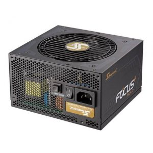 Seasonic SSR-750FX FOCUS 750W 80 PLUS Gold ATX12V Power Supply w/ Fully Modular