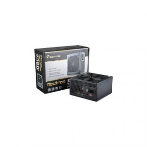 Solid Gear SDGR-550E 550W PS2 ATX12V v2.3 & EPS12V v2.92 Power Supply (Black)