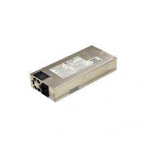 Supermicro PWS-441P-1H 480W/440W 80 PLUS Platinum 1U Single Power Supply w/ PFC & PM Bus