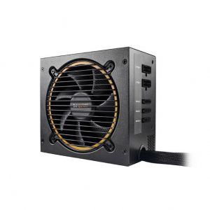 be quiet! Pure Power 11 500W CM 80 Plus Gold ATX12V v2.4 Power Supply w/ Active PFC (Black)