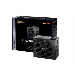 be quiet! Straight Power 11 750W 80 PLUS Gold ATX12V v2.4 & EPS12V v2.92 Power Supply w/ Active PFC (Black)