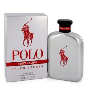 Polo Red Rush Cologne By Ralph Lauren Eau De Toilette Spray