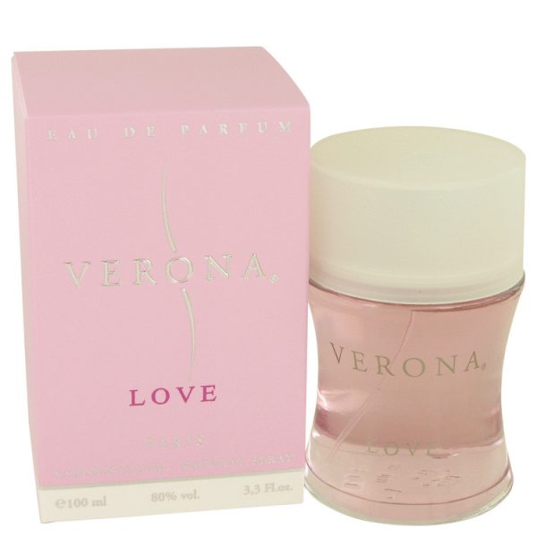 Verona Love Perfume By Yves De Sistelle Eau De Parfum Spray