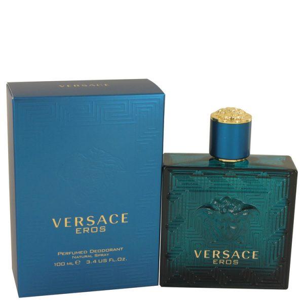 Versace Eros Cologne By Versace Deodorant Spray