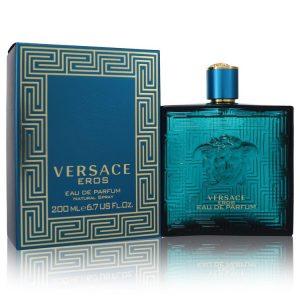 Versace Eros Cologne By Versace Eau De Parfum Spray
