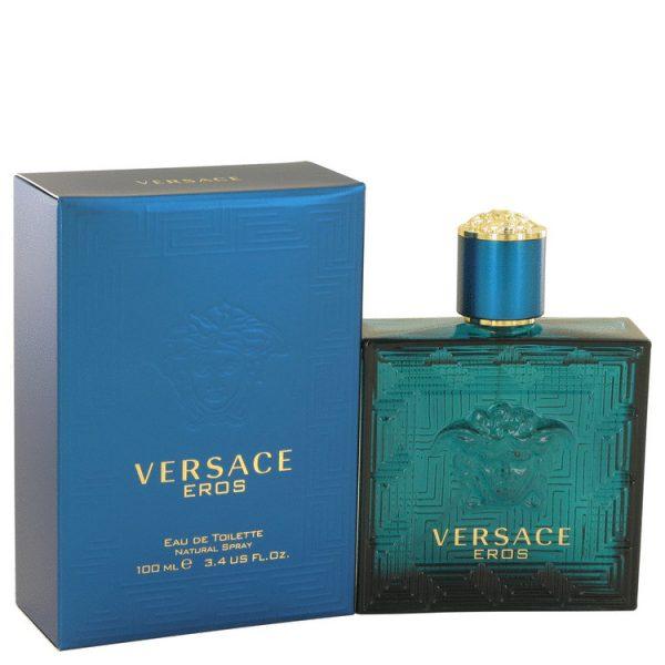 Versace Eros Cologne By Versace Eau De Toilette Spray