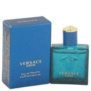 Versace Eros Cologne By Versace Mini EDT